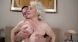 Still hot and kinky Norma wants a youthful dick