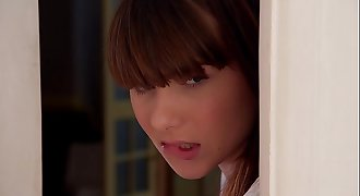 Horny Young Students Luna Rival & Rebecca Volpetti Fucked By Doctor At Home