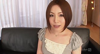 41Ticket - Hiromi Tominaga, Erotic Japanese MILF (Uncensored JAV)