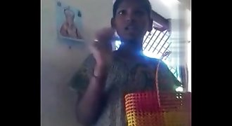 Tamil Youthfull Hot Girl Showing Her Flawless Hooters To ShopKeeper - Wowmoyback
