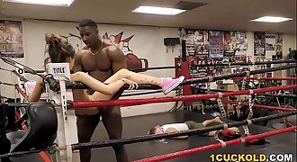Cuckold Sessions - Joseline Kelly Interracial Lovemaking