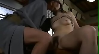 Japanese husband sells his wife's body on their journey - Pt2 On HdMilfCam.com